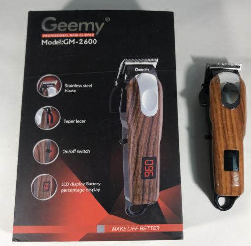 Машинка для стрижки Geemy GM-2600