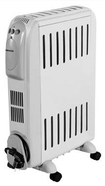 Масляный радиатор Marta MT-2419