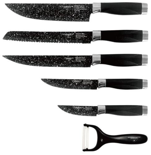 Набор ножей Mercury Haus MC-9257