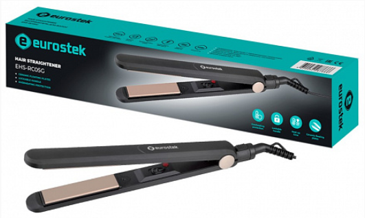 Выпрямитель для волос Eurostek EHS-RC05G