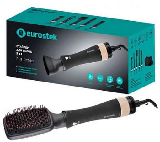 Выпрямитель для волос Eurostek EHS-RC09B
