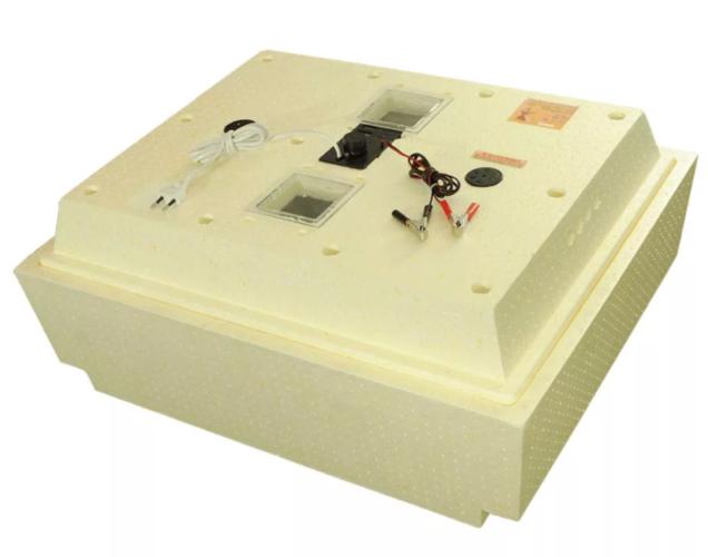 Инкубатор Золушка 100 яиц 220Вт ручной переворот